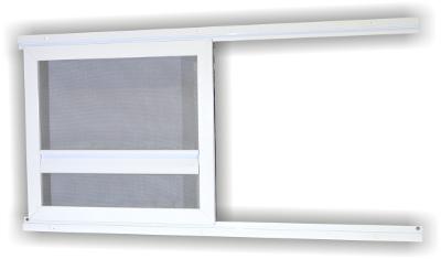 Posuvná dveřní síť v lištách 12x37 ECO